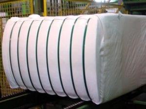 Fibres, textile